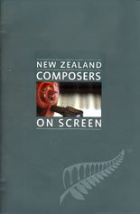New Zealand Composers On Screen - CD/DVD