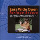 Ears Wide Open Taringa Areare | Education Resource - CD