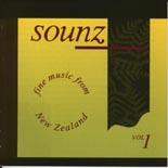 SOUNZfine Volume 1 - CD