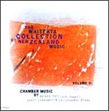 Waiteata Collection of New Zealand Music Vol. 2 - Chamber Music