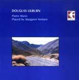 Douglas Lilburn: Piano Music - CD