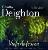 Viola Aotearoa - CD