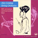 Alex Lindsay String Orchestra - CD