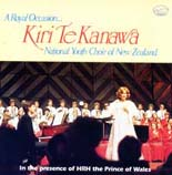 A Royal Occasion: National Youth Choir and Kiri te Kanawa - CD