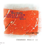 Waiteata Collection of New Zealand Music Vol. 8 - Chamber Music II - CD
