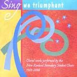 NZSSC: Sing we triumphant - CD