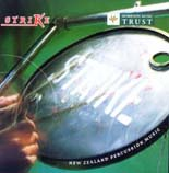 Strike: New Zealand Percussion Music - CD