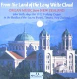 John Wells: From the Land of the Long White Cloud - CD