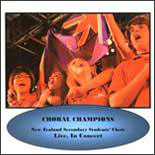 2005/06 New Zealand Secondary Students' Choir: Choral Champions