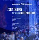 Fanfares for a New Millennium - CD