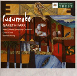 Gareth Farr: Ruaumoko - CD