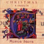 Christmas a cappella - CD