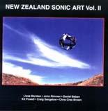 New Zealand Sonic Art Vol II - CD