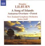 Douglas Lilburn: Orchestral Works - CD
