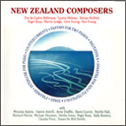 New Zealand Composers - CD