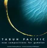Gamelan Padhang Moncar: Tabuh Pacific - CD
