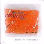 Waiteata Collection of New Zealand Music Vol. 7 - Emerging Composers