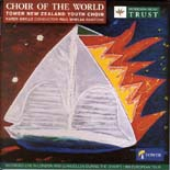 Tower New Zealand Youth Choir: Choir of the World - CD