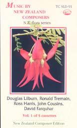 NZ Flora Series Vol. 1 - CASSETTE