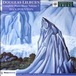 Douglas Lilburn: Complete Piano Music Volume 1 - CD